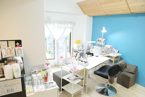 Nailsalon Chapter 帝塚山